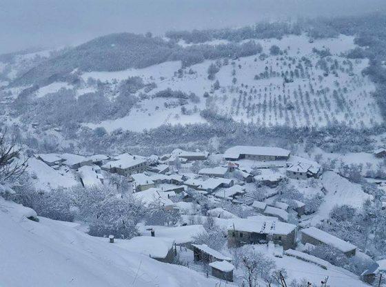 Arrëza, fshati i humbur në sup të Dardhës