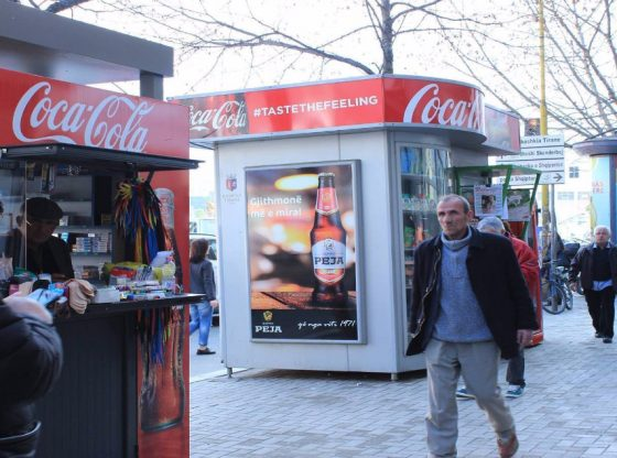 Rikthimi i kioskave në Tiranë, një histori jotransparente