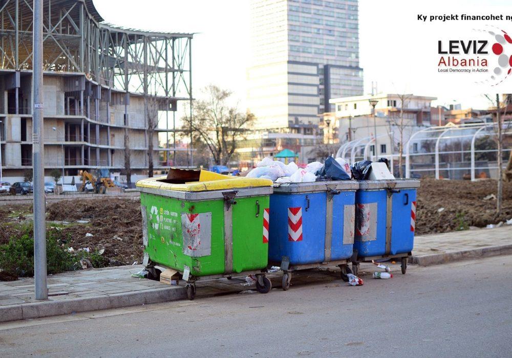 Dështimi i Tiranës në ndarjen e mbetjeve fundosi riciklimin dhe krijoi dëm ekonomik
