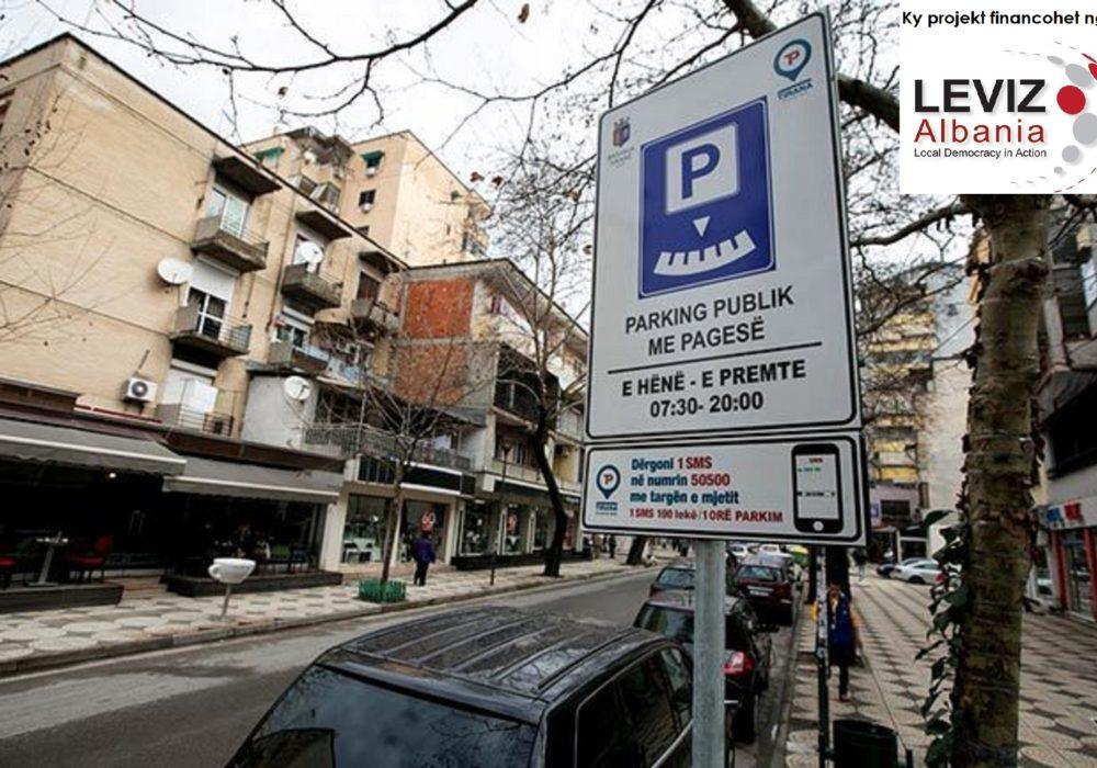 Parkimi në Tiranë: një gjobë çdo dy minuta