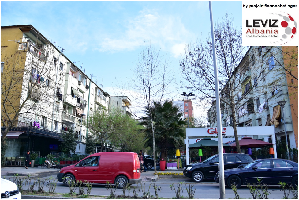 Tirana, hapësirat e gjelbra mes pallateve po zhduken çdo ditë