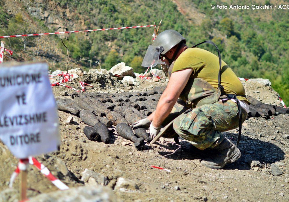 Municionet e pashpërthyera ushtarake ende kërcënojnë jetë