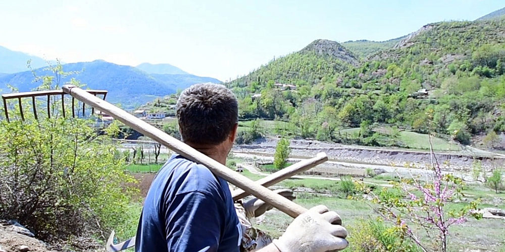 The construction of Hydropower Plants in Librazhd are drying the water resources in the area while destroying the eco-system of the Shebenik-Jabllanica Park