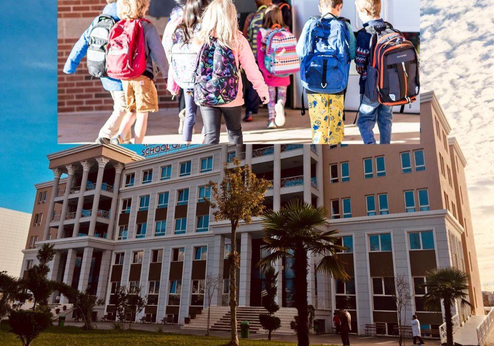 """Fëmijët e """"të zgjedhurve"""" braktisin shkollat publike"""