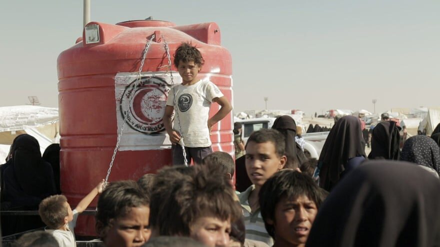 Returned from Al Hol / Children rescued from bullets, but not from media abuse