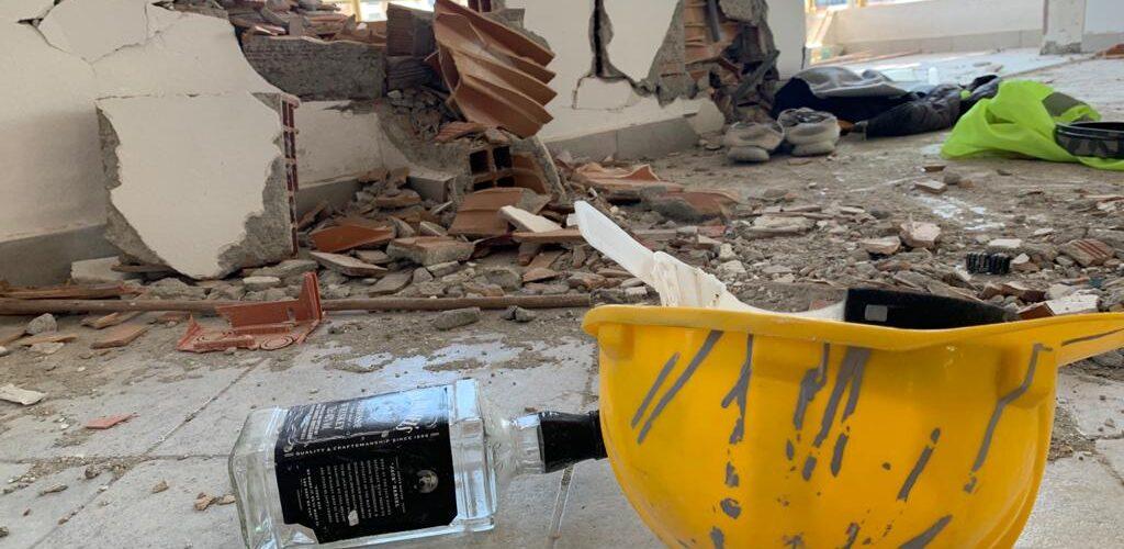 Tërmeti institucional i Desla Sh.P.K., Durrës