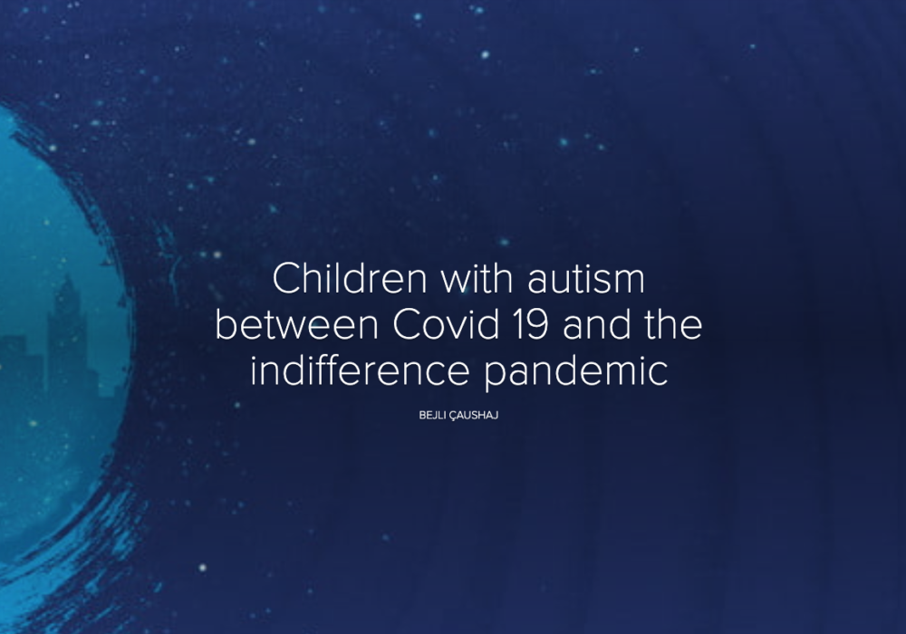 Children with autism between Covid 19 and the indifference pandemic