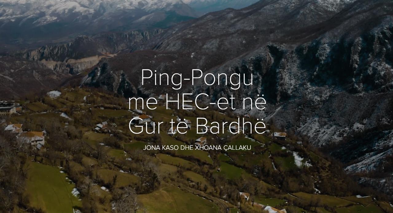 Ping-Pongu me HEC-et në Gur të Bardhë