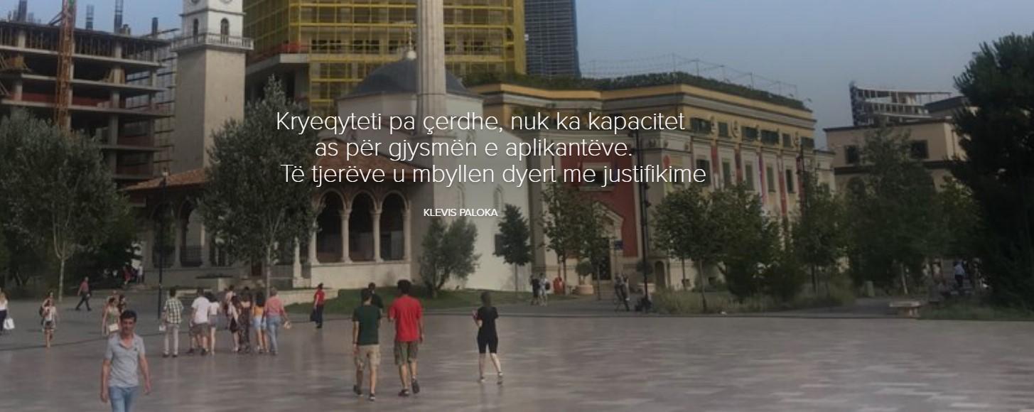 Kryeqyteti pa çerdhe, nuk ka kapacitet as për gjysmën e aplikantëve. Të tjerëve u mbyllen dyert me justifikime